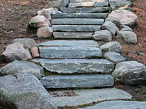 Slab Steps